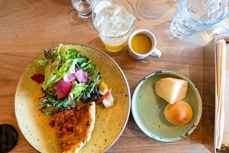 EAT GOOD PLACE本日のランチプレート2