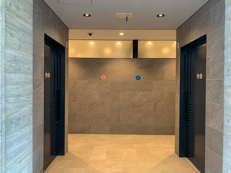 イケサンパーク公衆トイレ