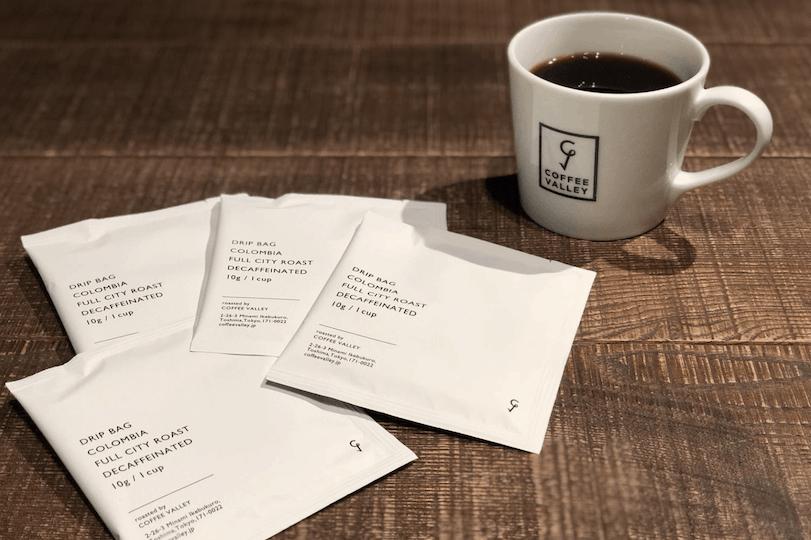 COFFEE VALLEY Decaf (ディカフェ) DRIP BAG 12packs