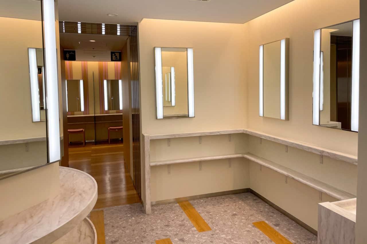 としま区民センター化粧室