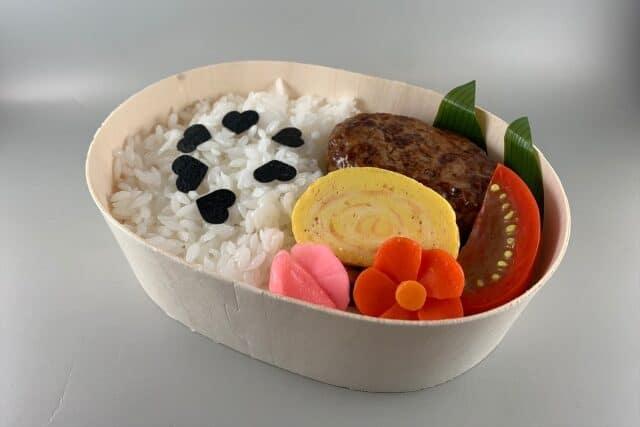 大和食品サンプル お弁当