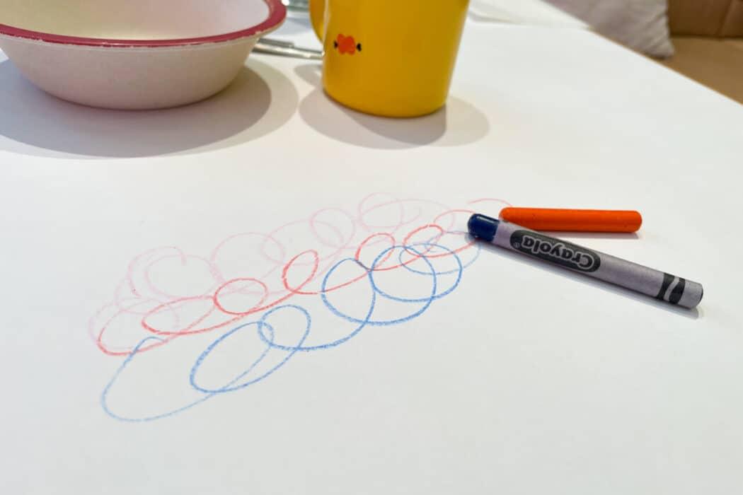 egg東京 お絵描き
