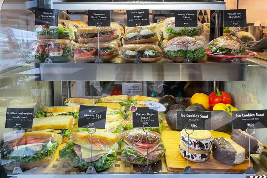 FABRIC サンドイッチ