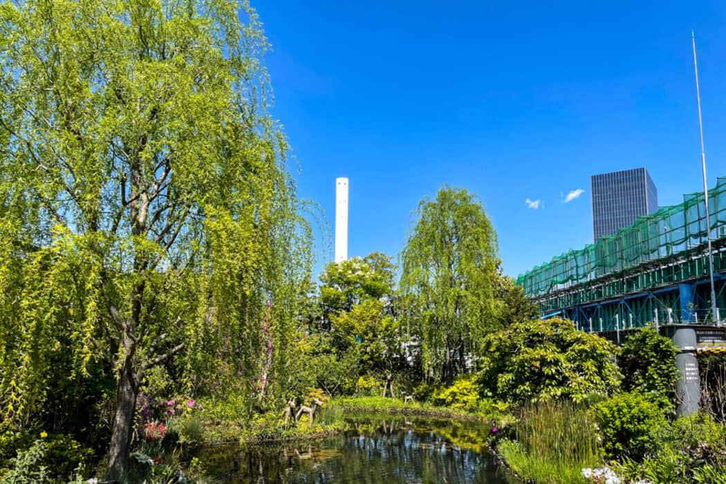 食と緑の空中庭園 5