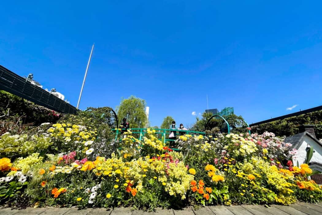 食と緑の空中庭園 3