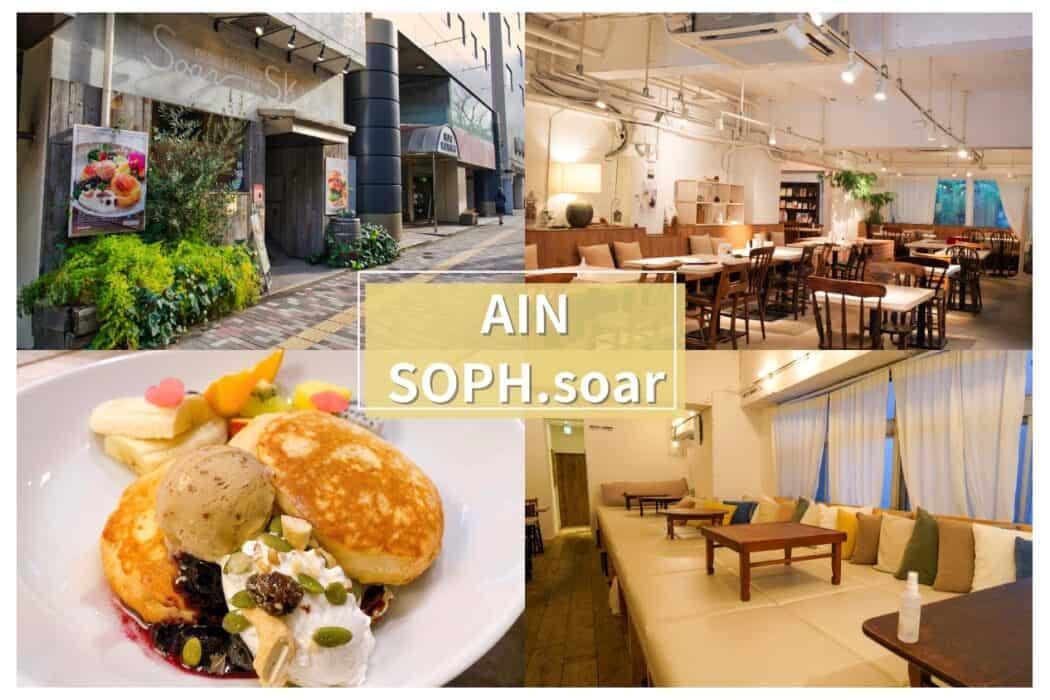 AIN SOPH.soar