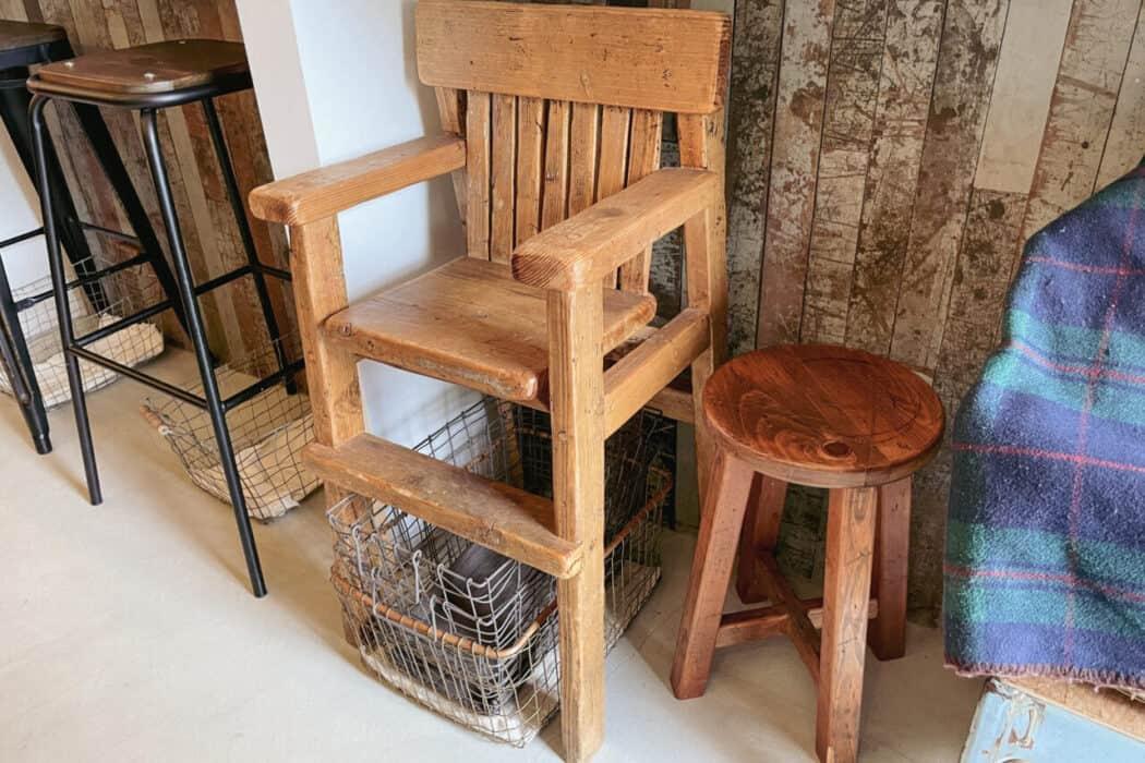 SOROR 子供椅子