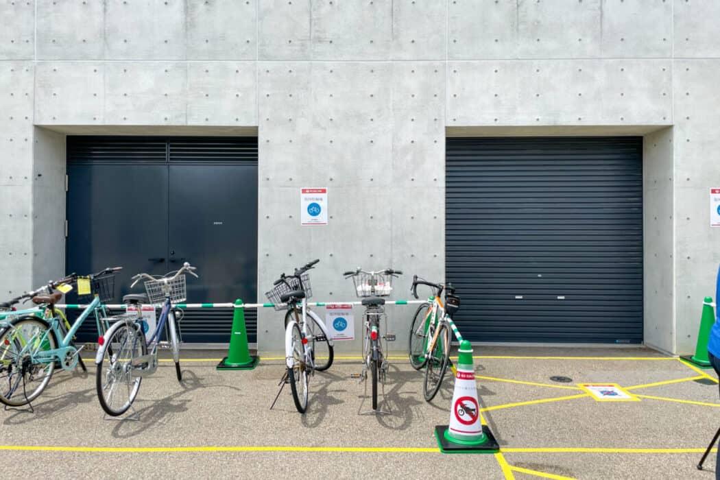 イケ・サンパーク 防災設備 備蓄倉庫