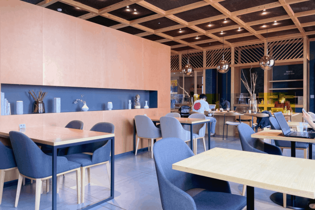 OMO5東京大塚 OMOカフェ カフェスペース