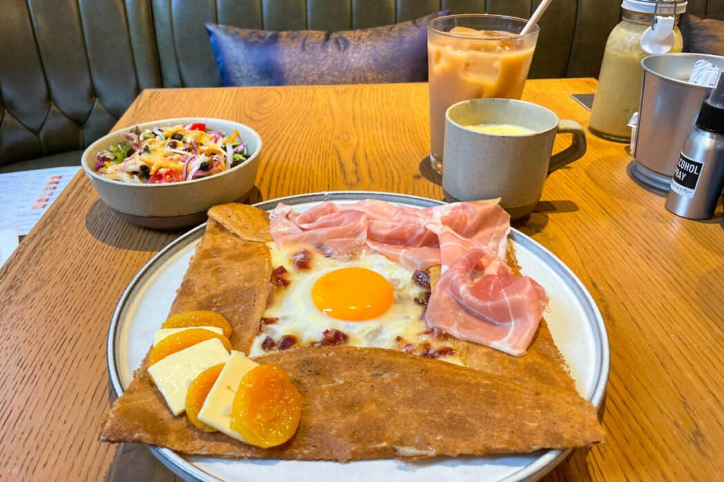 HEARTH SMOKED GRILL&GALETTE ガレットランチ